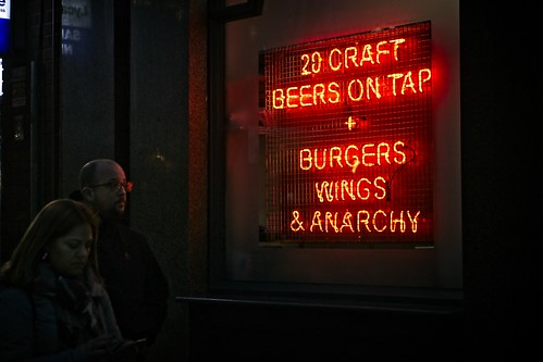 Burgers Wings & Anarchy | by garryknight
