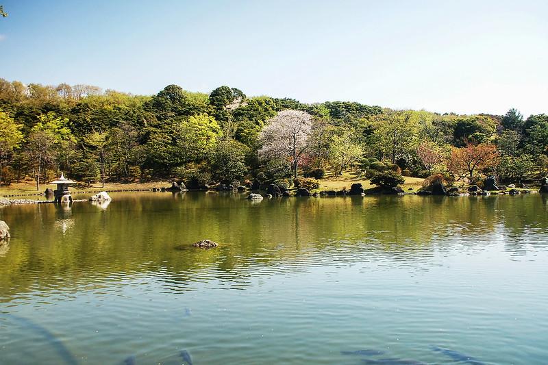 萬博公園日本庭園 1
