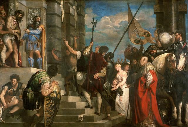 Tizian/Titian/Tiziano, Ecce Homo