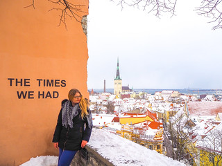 Päiväksi Tallinnaan   by helirontu