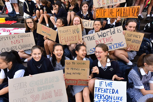 Melbourne | by School Strike 4 Climate