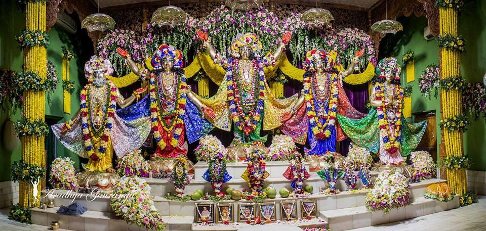 ISKCON Mayapur Deity Darshan 21 Mar 2019 (51) | ISKCON desire tree