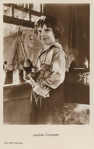 Jackie Coogan in Daddy (1923)