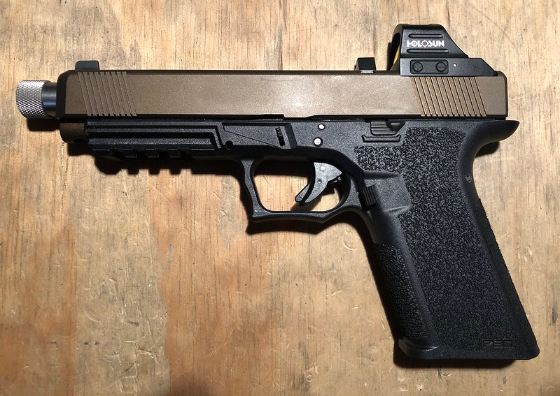 WaGuns org • View topic - Polymer80 and other 80% Pistol Builds