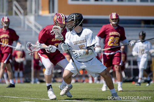 St. Joseph vs. Trumbull High - High School Lacrosse | by dgwphotography