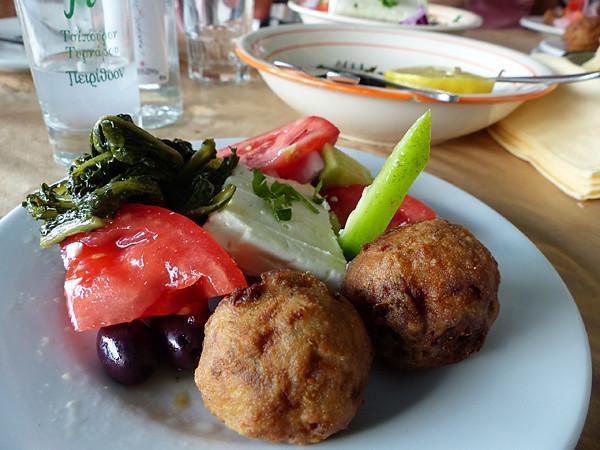 assiette Lesbos