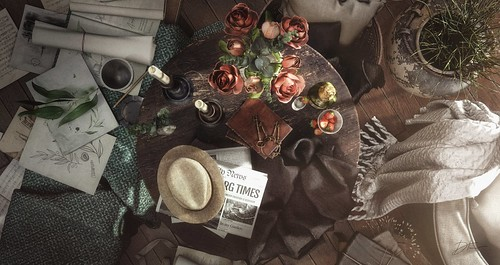 Afternoon Delight   by Divos Titanium / / Gallant Magazine