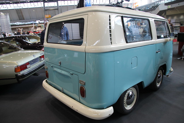 VW T2 Shorty (1971)