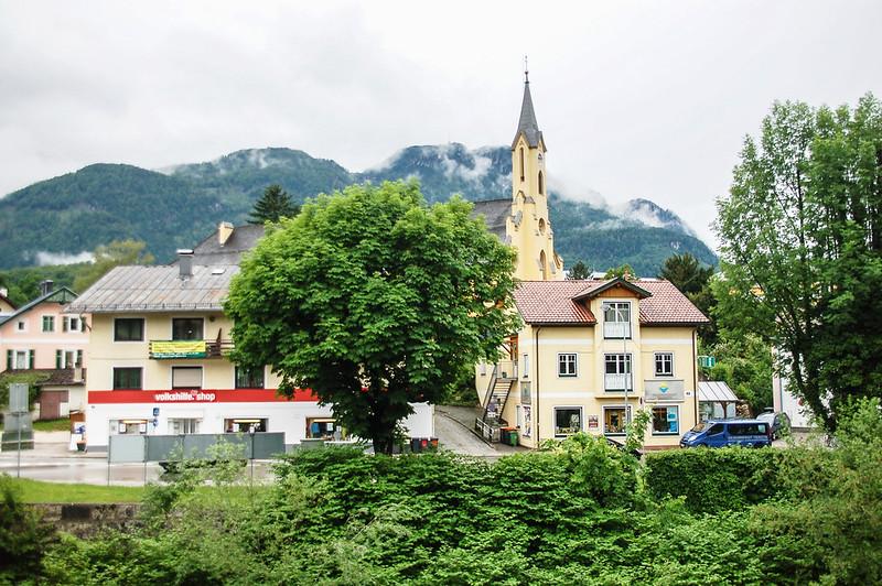 Evangelische Kirche(福音堂)