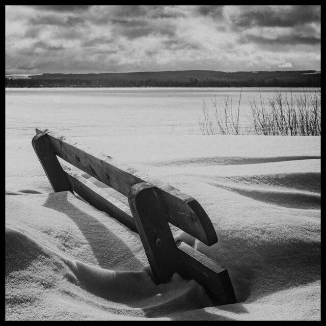 Winter on the Volga / Зима на Волге