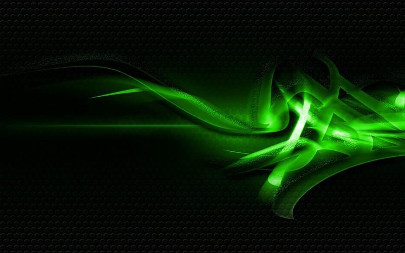 Обои узоры, зеленый, свет, темный картинки на рабочий стол, фото скачать бесплатно