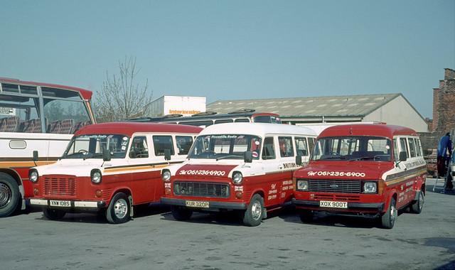 North Manchester, Gorton XNW 108S, KUR 320P, XOX 900T