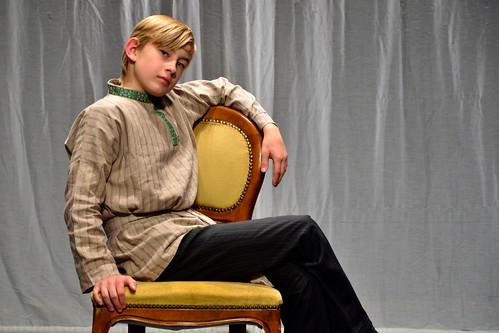 Dostojewski: Onkelchens Traum, Diener