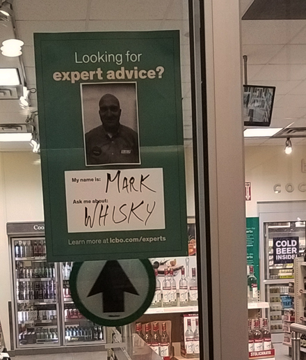 Mark Whisky