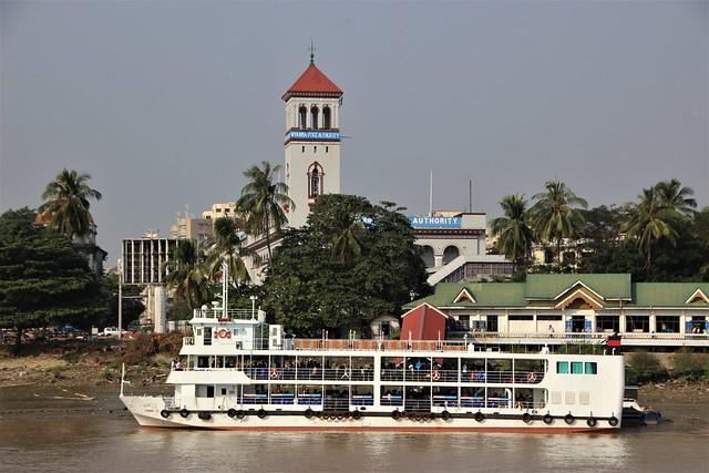 River Pride Yangon