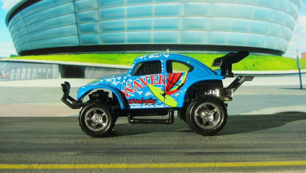 Volkswagen Beetle Dune Buggy 'WAVER WINDSURFING' By Realto… | Flickr