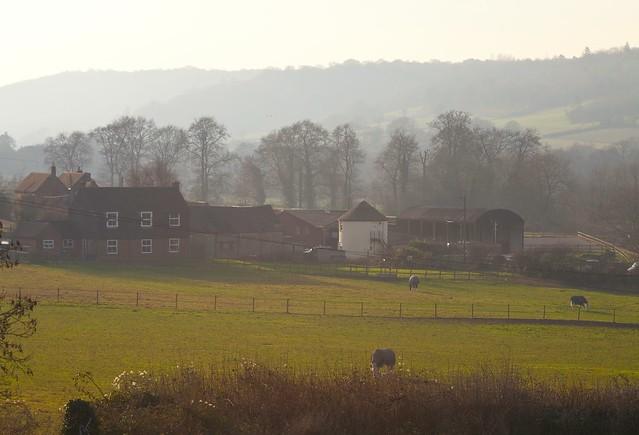 A Wealden Farm