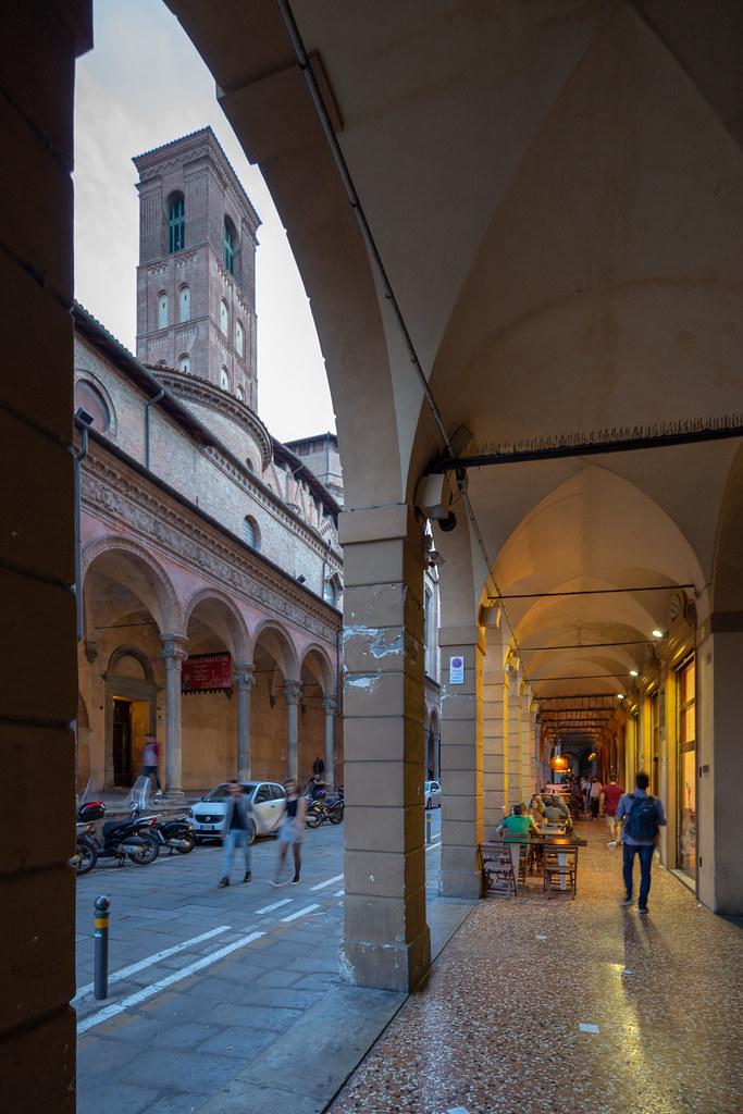 Basilica of San Giacomo Maggiore   Bologna, Italy The Basili…   Flickr