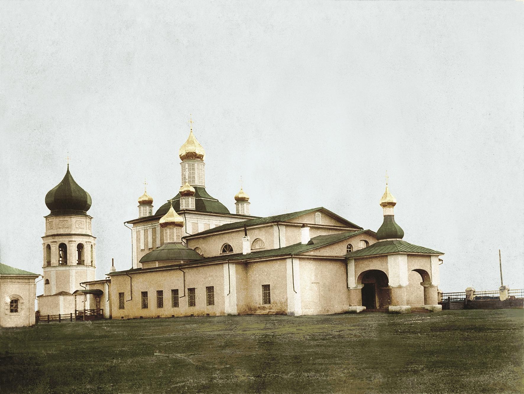 Троицкий кафедральный собор.