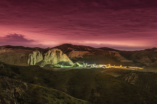 Quarry Sunset   by Mike Gilbert Photography