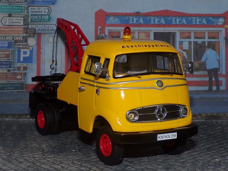Mercedes Benz L319 - 1955