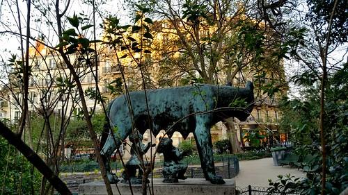 Romulus et Remus par un soir de Printemps | by Aldor