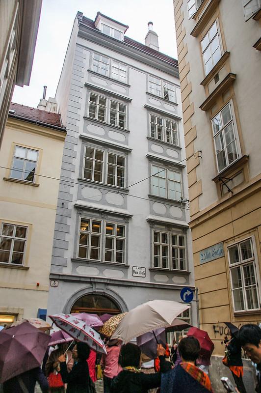 莫札特維也納故居 (Mozarthaus vienna) 2