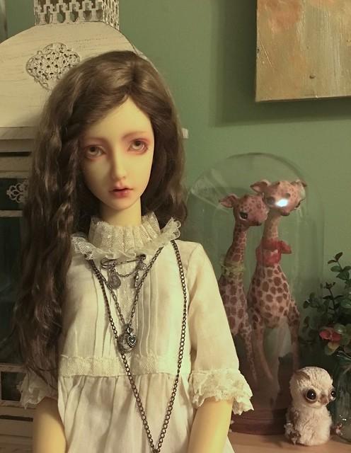 Dolls for adoption