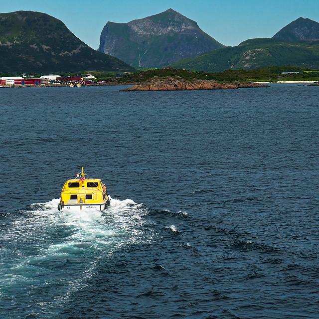 A405 Lofoten / Norway