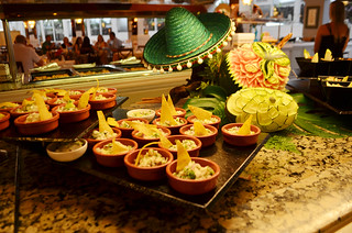 Mexican night, Colon Guanahani, Costa Adeje, Tenerife | by BuzzTrips