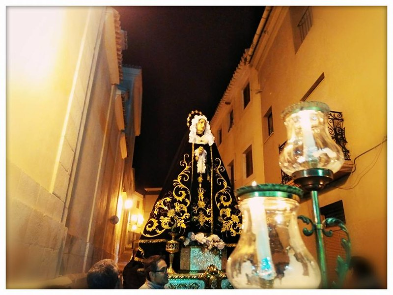 (2018-03-23) IX Vía Crucis nocturno - Víctor Vicedo Ibáñez (05)