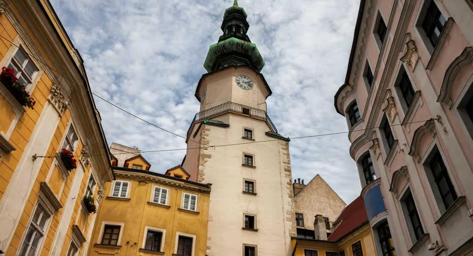 Bezienswaardigheden Bratislava | Bezoek de oude stad van Bratislava