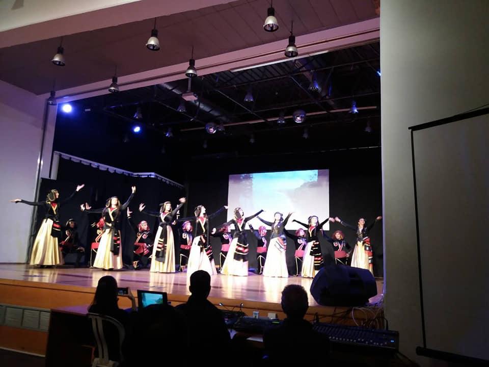 Πολιτισμική Παράσταση Οι Άγγελοι – Δήμος Αγίου Αθανασίου (10.11.2018)