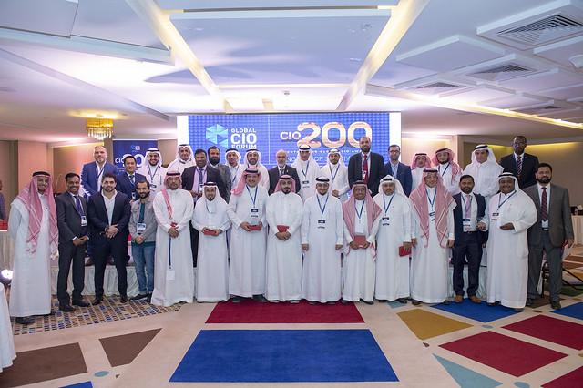 CIO 200 - Saudi 2018