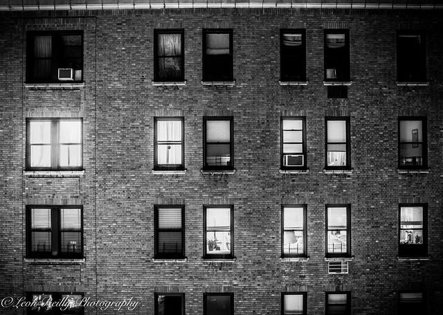 NYC Apartment Block