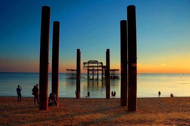 Sunny Days for Brighton