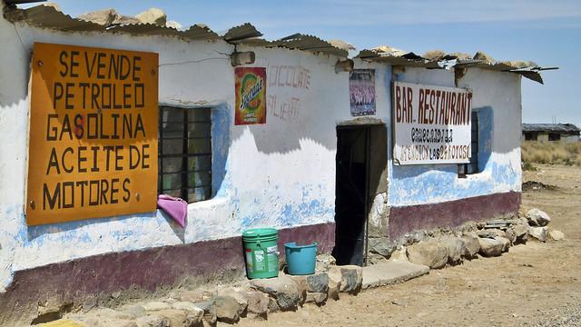 Bar Restaurant Pampa Galeras