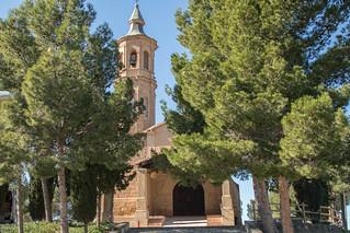 Ermita de Sta. Águeda. Escatrón | by Artal B.