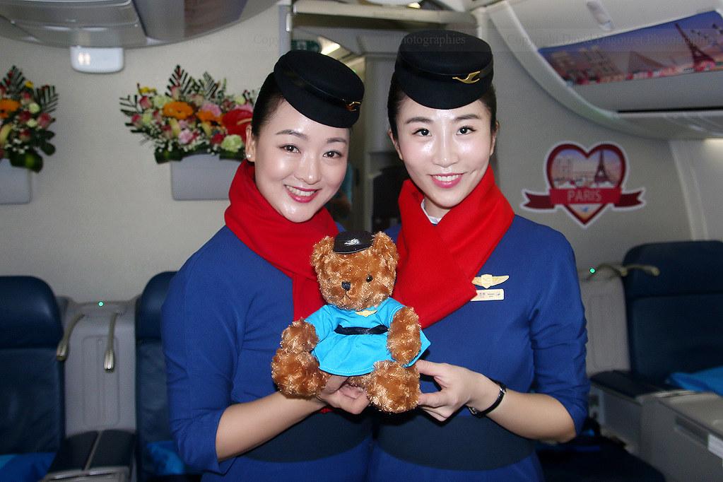 Hotesses Xiamen Air 2 Totoro David D Flickr