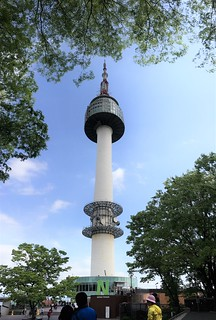 Seoul Tower | by Tugging the Luggage