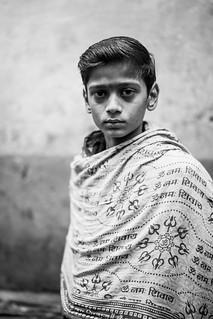 Faces of Varanasi   by A. adnan
