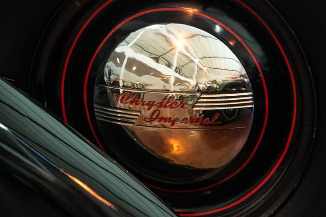 Chrysler Imperial Hub Cap