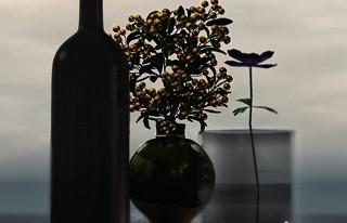 . una danza llena de gardenias plenas reflorecerá .   by Sea Dench