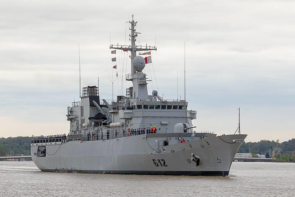 Royal Moroccan Navy Floréal Frigates / Frégates Floréal Marocaines - Page 14 46635899175_4d4da8c4bf_b