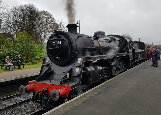 British Railways Standard Class 4MT 76084