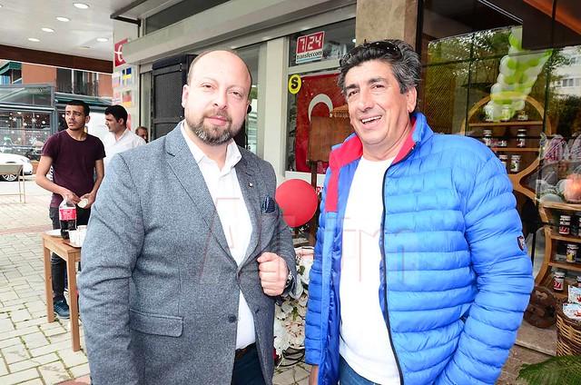 Oğuz Dursun, Ahmet Top.