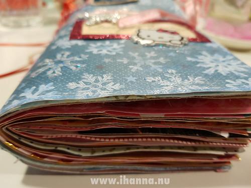 Chunky and yummy Christmas Journal 2018   by iHanna