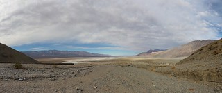 1378 Panorama shot looking north up Death Valley from the mouth of Sidewinder Canyon | by _JFR_