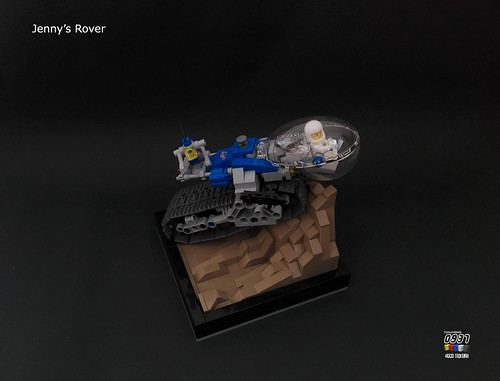 Jenny's Space Rover 3 | by hrtx