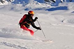 Dámám na lyžích to sluší!